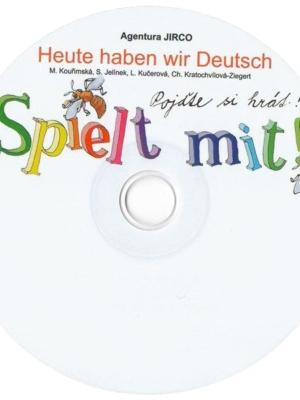 Slabikář Spielt Mit CD